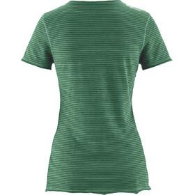 Red Chili Horda - T-shirt manches courtes Femme - Bleu pétrole